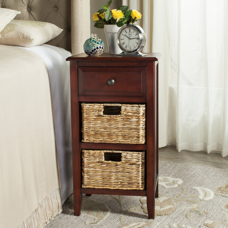Safavieh Everly Drawer Side Table