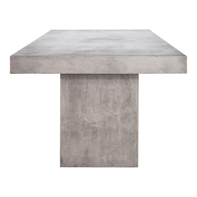 Moe's Home Collection Aurelius 2 Outdoor Dining Table