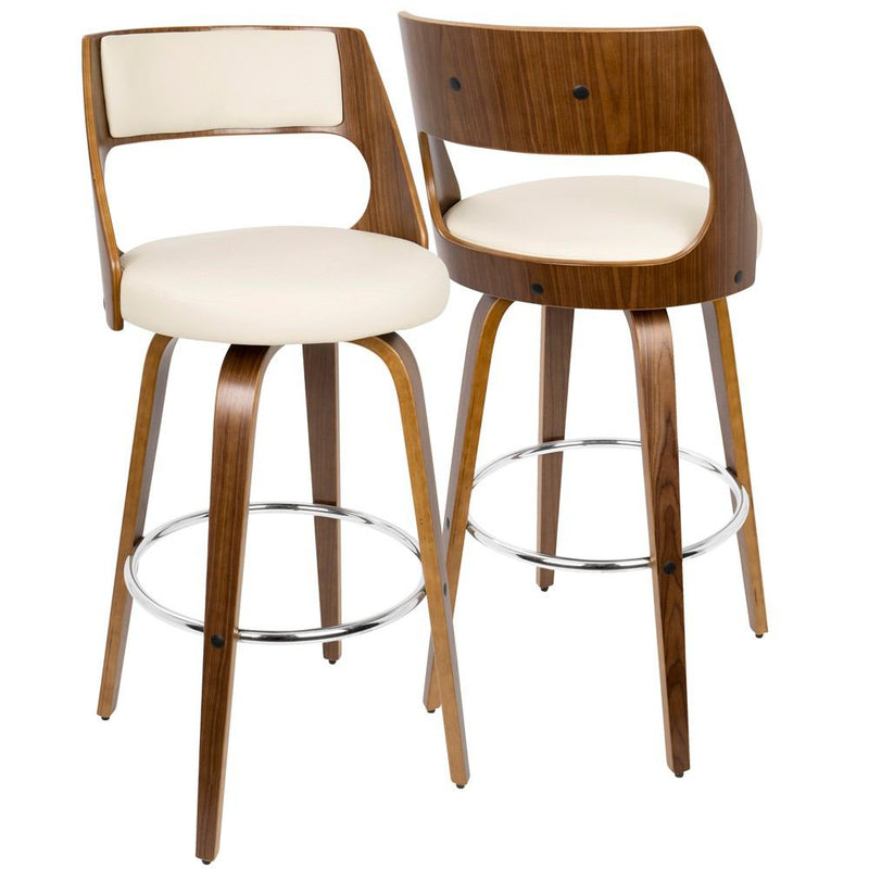 LumiSource Cecina Barstool with Swivel
