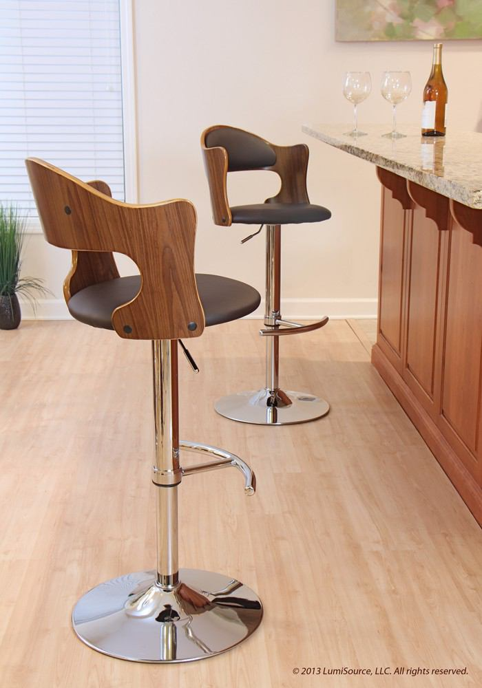 LumiSource Cello Bar Stool