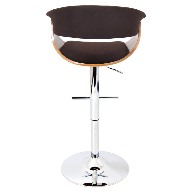 LumiSource Vintage Mod Bar Stool