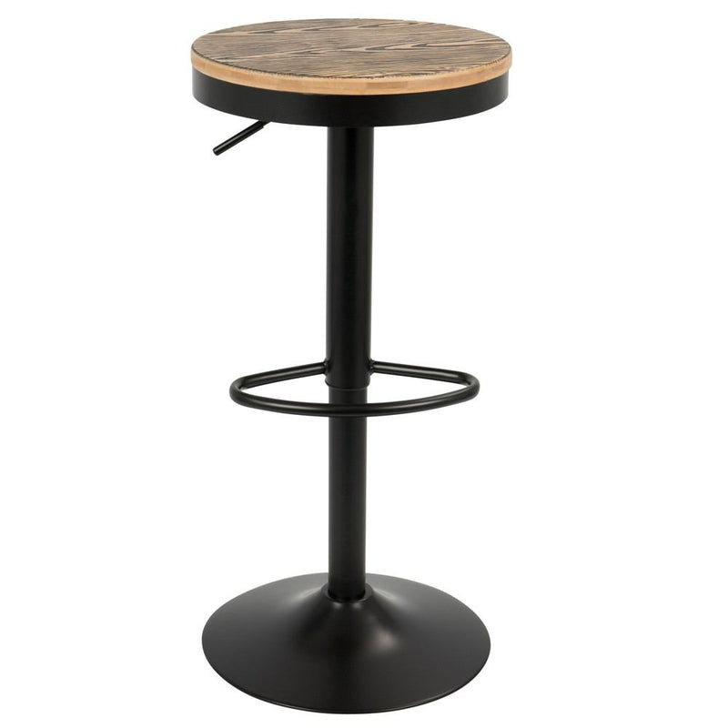LumiSource Dakota Barstool - Set of 2