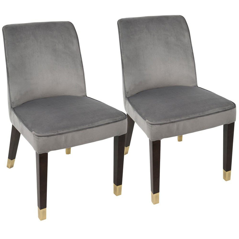LumiSource Zora Chair - Set of 2