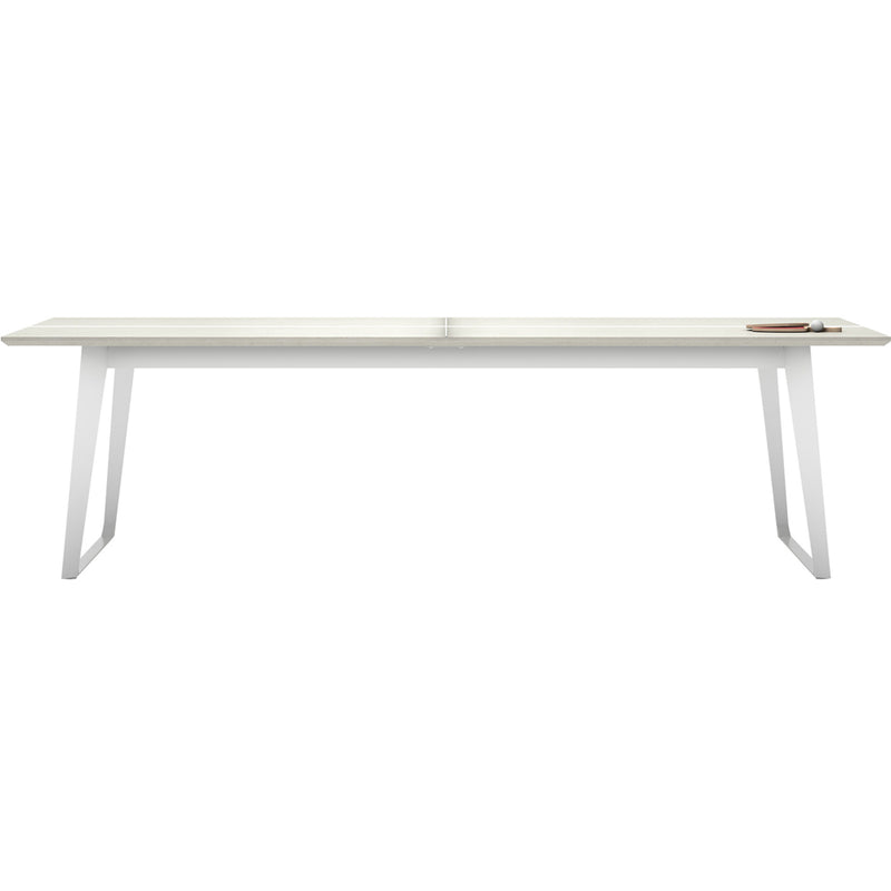 Modloft Amsterdam Ping Pong Table in White Sand Concrete