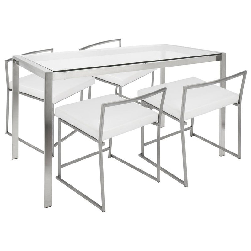 LumiSource Fuji Dining Set