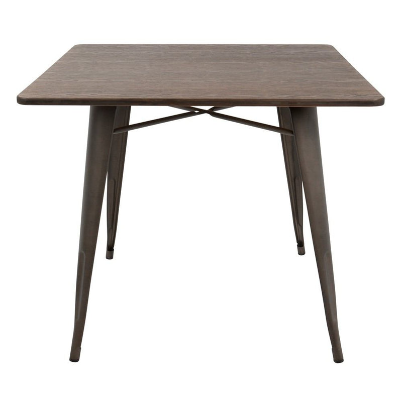 LumiSource Oregon Square Table