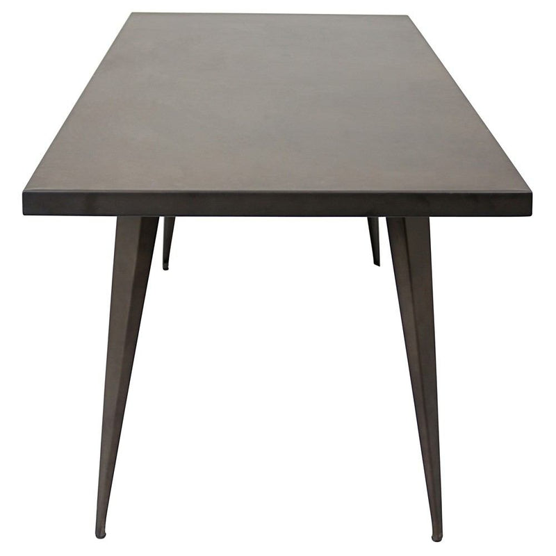 "LumiSource Austin Dining Table 59"" x 32"""