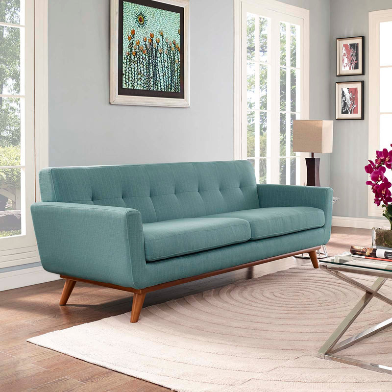 Modway Engage Upholstered Sofa - Laguna