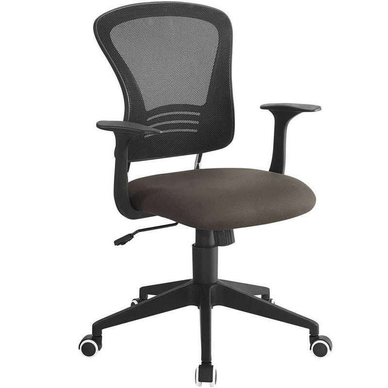 Modway Poise Office Chair - Brown