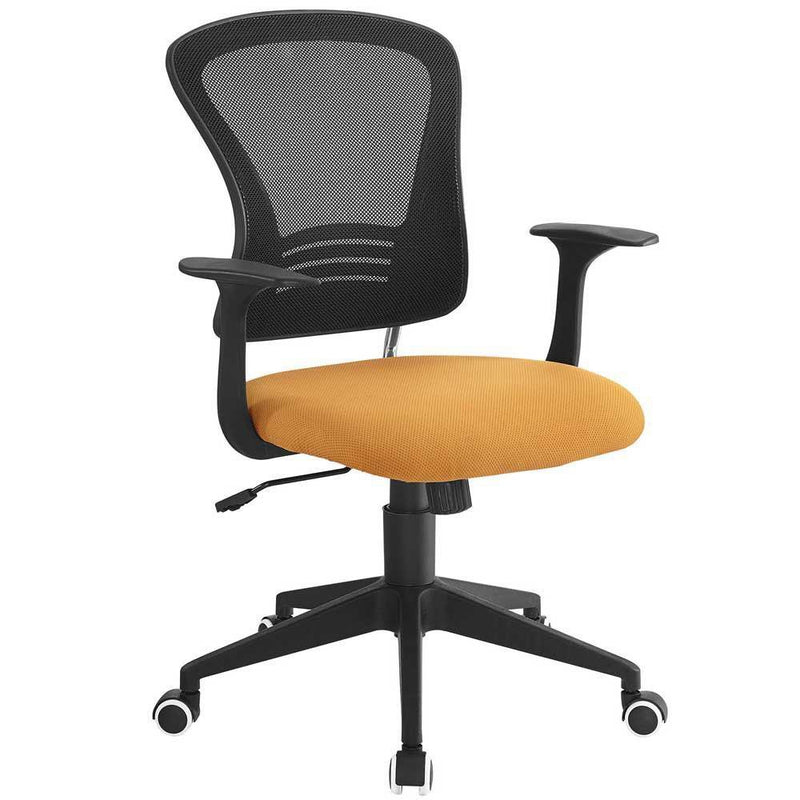 Modway Poise Office Chair - Orange