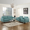 Modway Empress Sofa and Armchairs - Set of 3