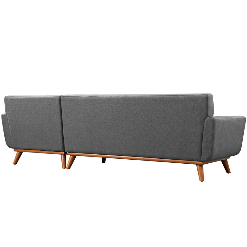 Modway Engage Right-Facing Sectional Sofa