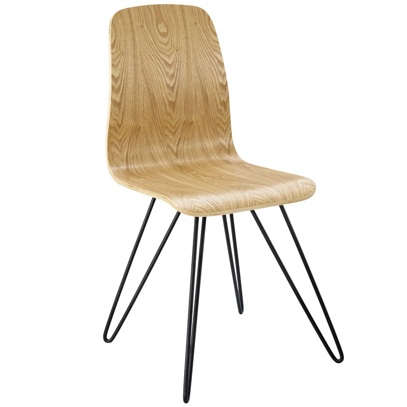 Modway Drift Bentwood Dining Side Chair