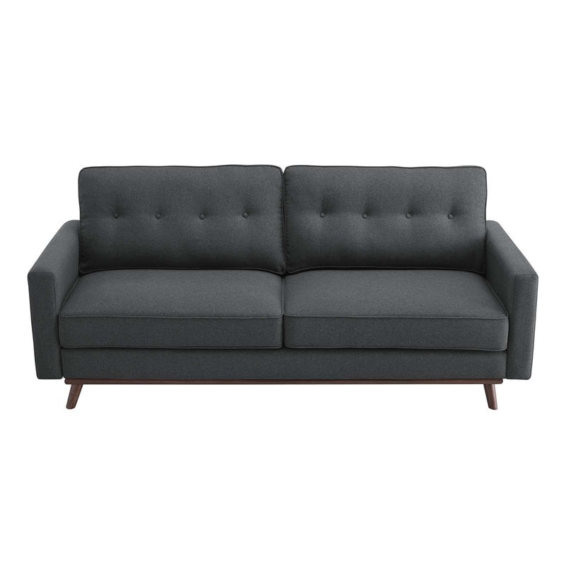 Modway Prompt Upholstered Fabric Sofa