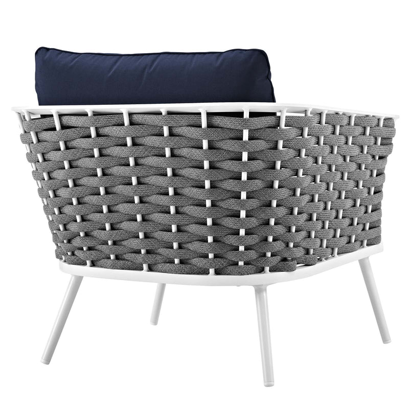 Modway Stance Outdoor Patio Aluminum Armchair