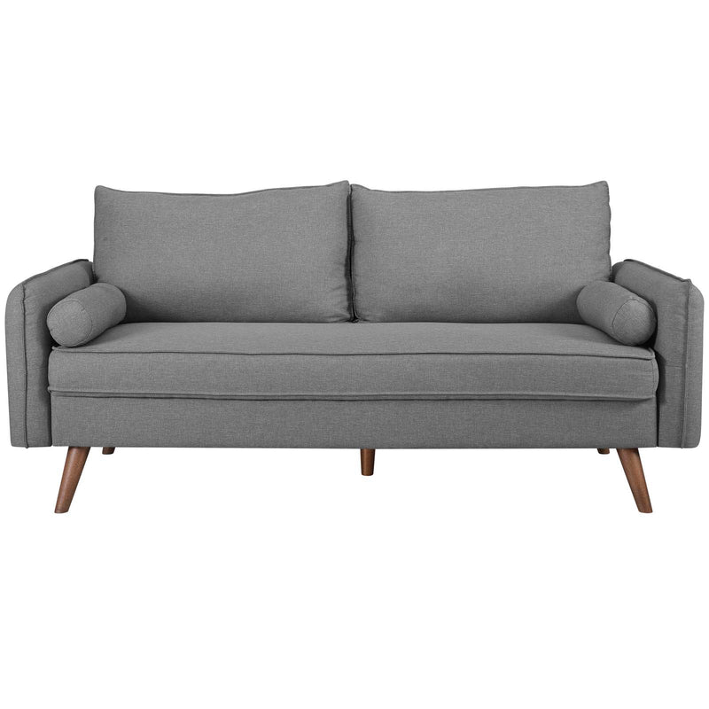 Modway Revive Upholstered Fabric Sofa