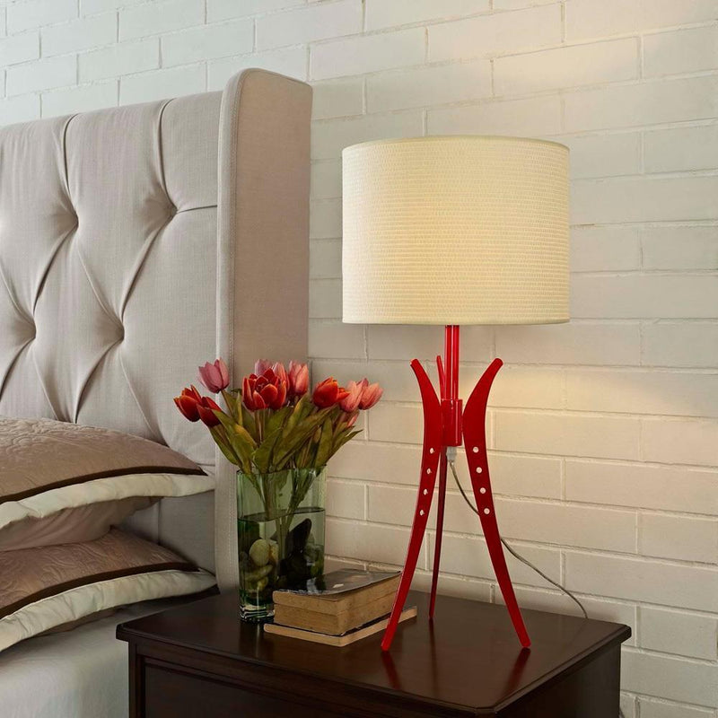 Modway Flair Table Lamp - White