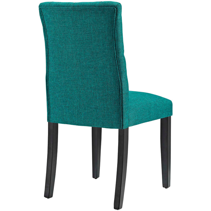 Modway Duchess Dining Chair Fabric Set of 2