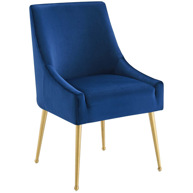 Modway Discern Upholstered Performance Velvet Dining Chair