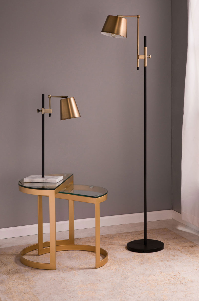 LumiSource Metric Floor Lamp