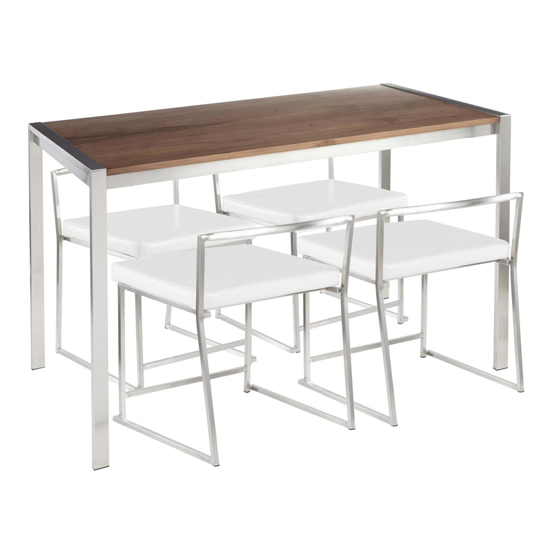 LumiSource Fuji Dinette Set