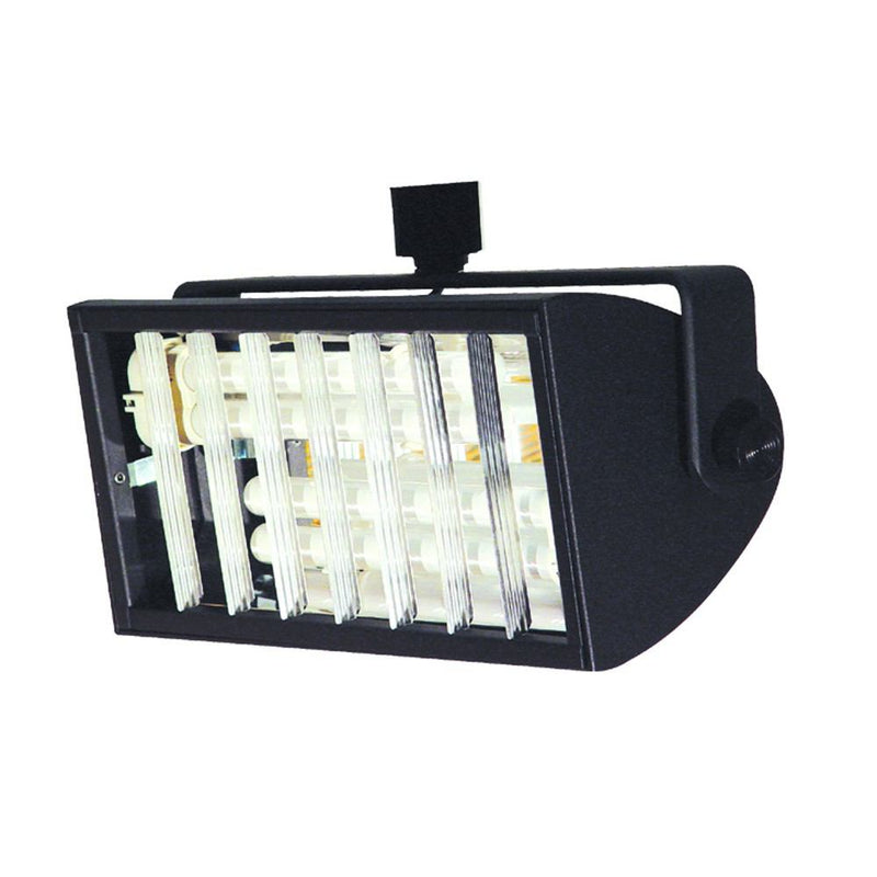 Cal Lighting HT-230-BK 18W X 2 Wall Wash Pl Track Fixture
