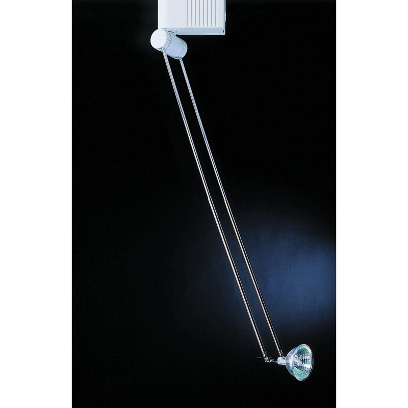 Cal Lighting HT-236A-WH 12V Mr-16 50W Max Telescopic
