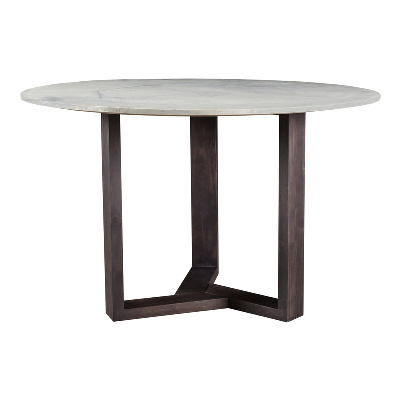 Moe's Home Collection Jinxx Dining Table Charcoal Grey