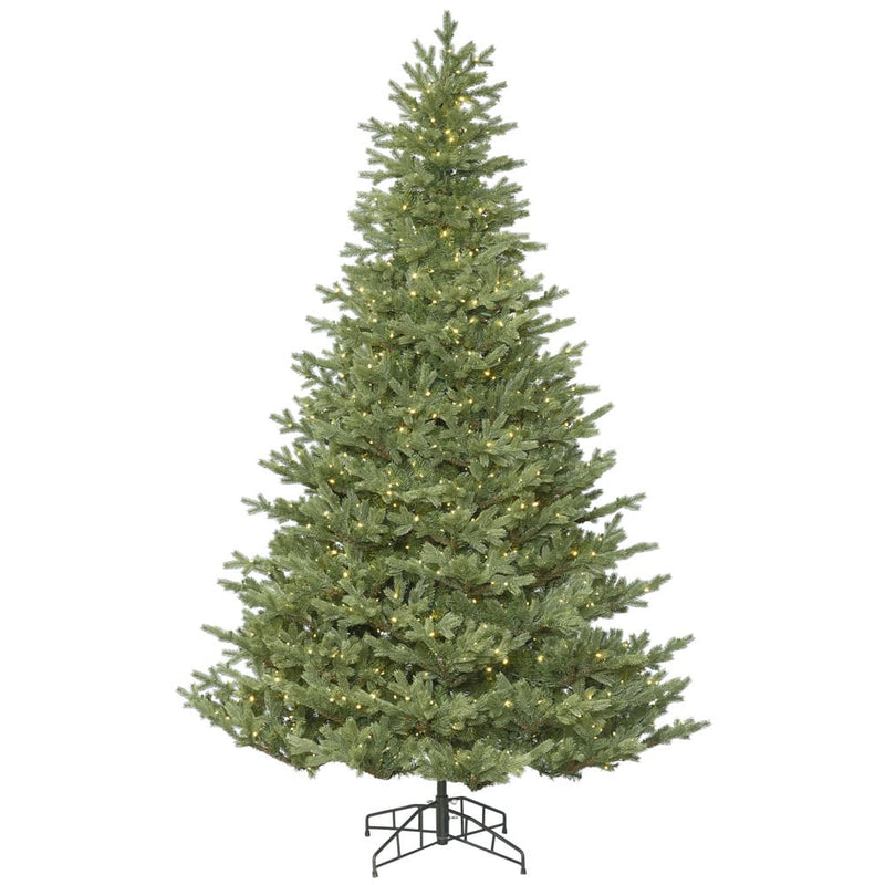 7' Shawnee Fir Artificial Christmas Tree By Vickerman