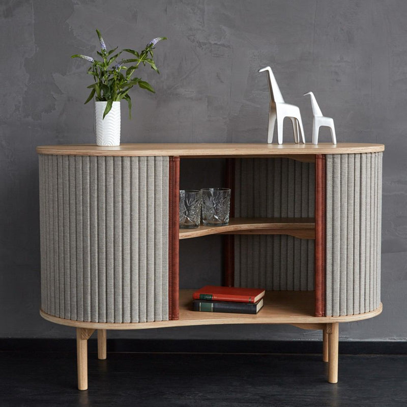 UMAGE Audacious Cabinet in Dark Oak