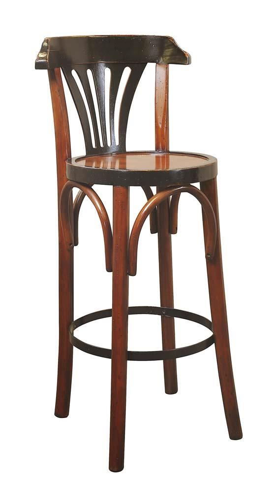 Barstool De Luxe 'Grand Hotel' - Honey By Authentic Models