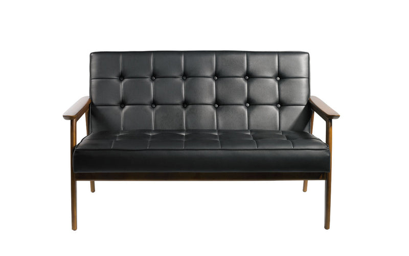 Mod Made Tufted Loveseat