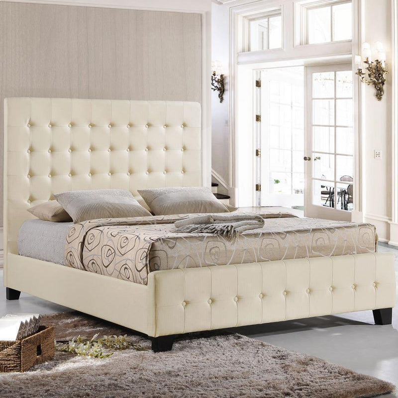 Modway Skye Queen Bed - Ivory