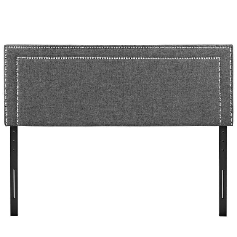 Modway Jessamine Queen Upholstered Fabric Headboard