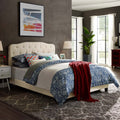 Modway Amelia Full Upholstered Fabric Bed