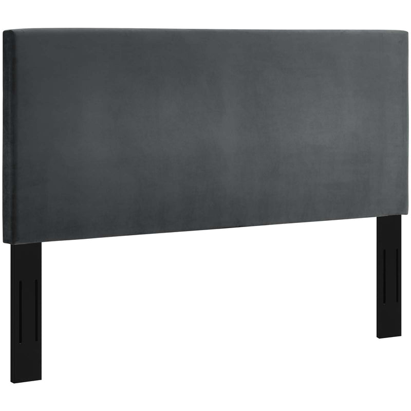 Modway Taylor Twin Upholstered Performance Velvet Headboard