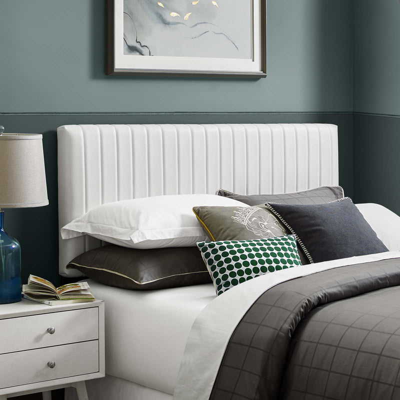 Modway Keira Full/Queen Faux Leather Headboard