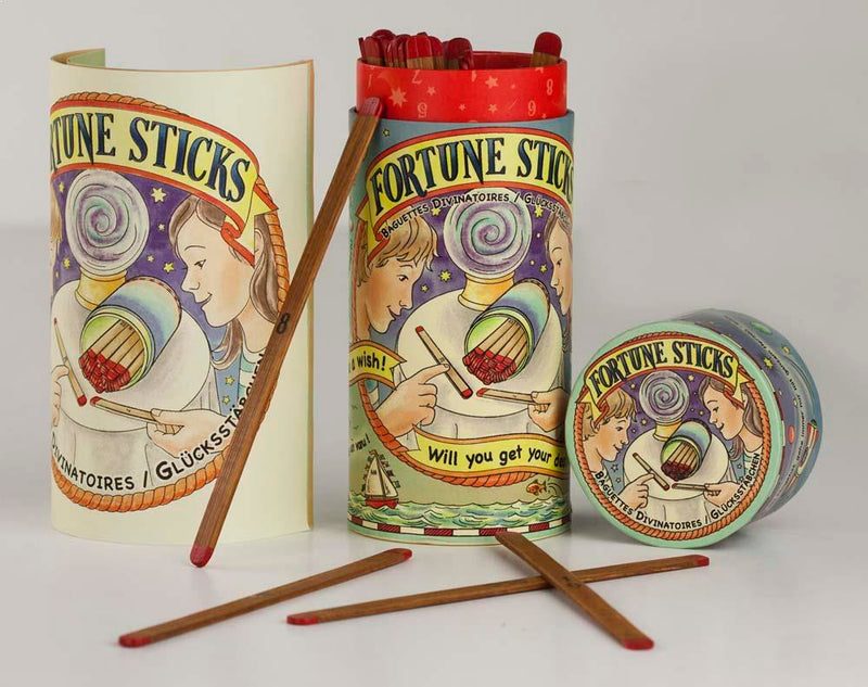 Fortune Sticks By Authentic Models