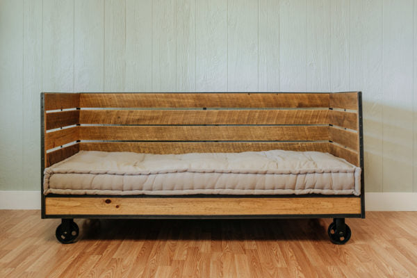 Napa East Industrial Farm Sofa