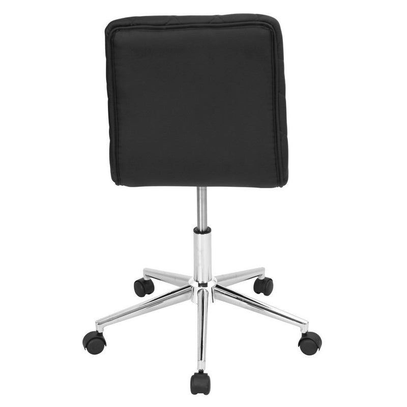 LumiSource Caviar Height Adjustable Office Chair with Swivel