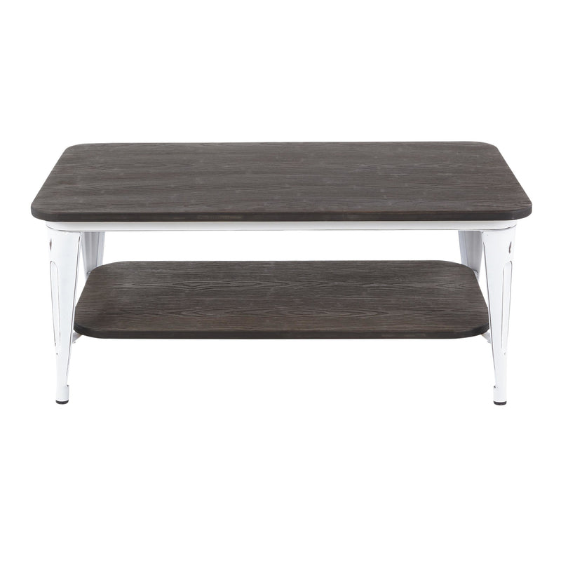 LumiSource Oregon Coffee Table