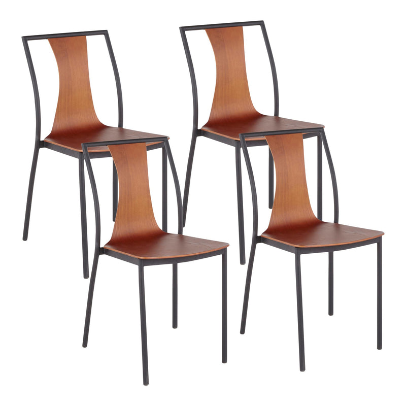 LumiSource Osaka Chair - Set of 4
