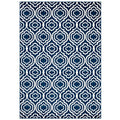 Modway Frame Transitional Moroccan Trellis 8x10 Area Rug