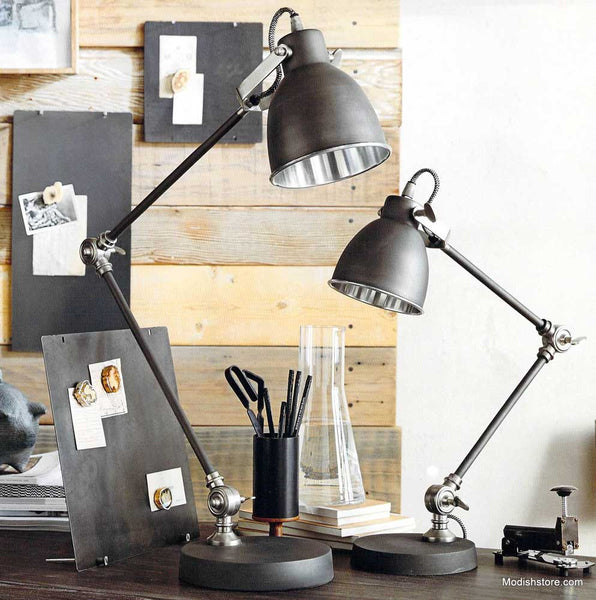 Roost berkeley desk lamp modish store - Roost edison lamp ...