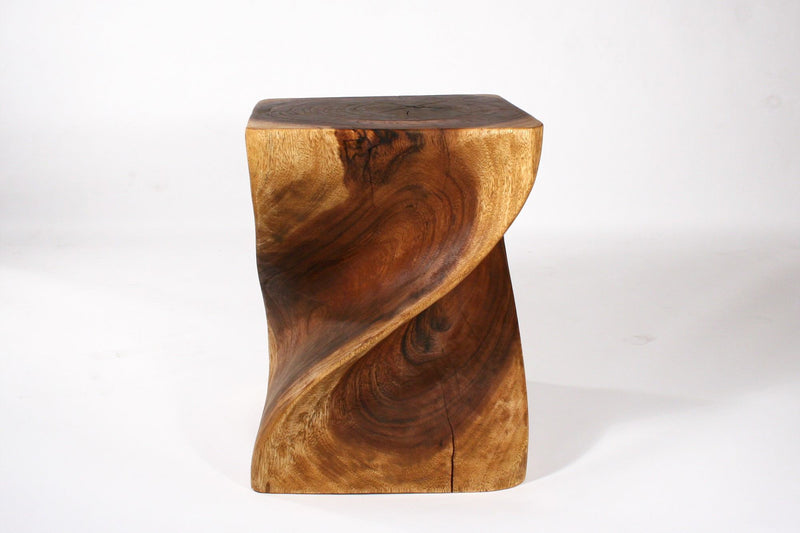 Strata Furniture Big Twist End Table