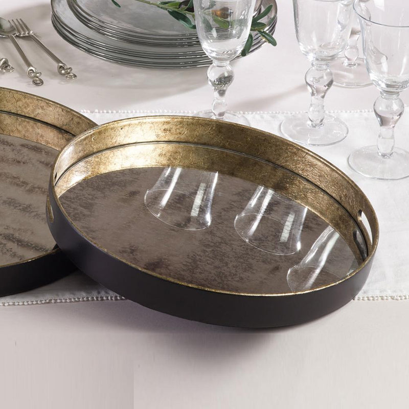 Saro Decorative Serving Tray