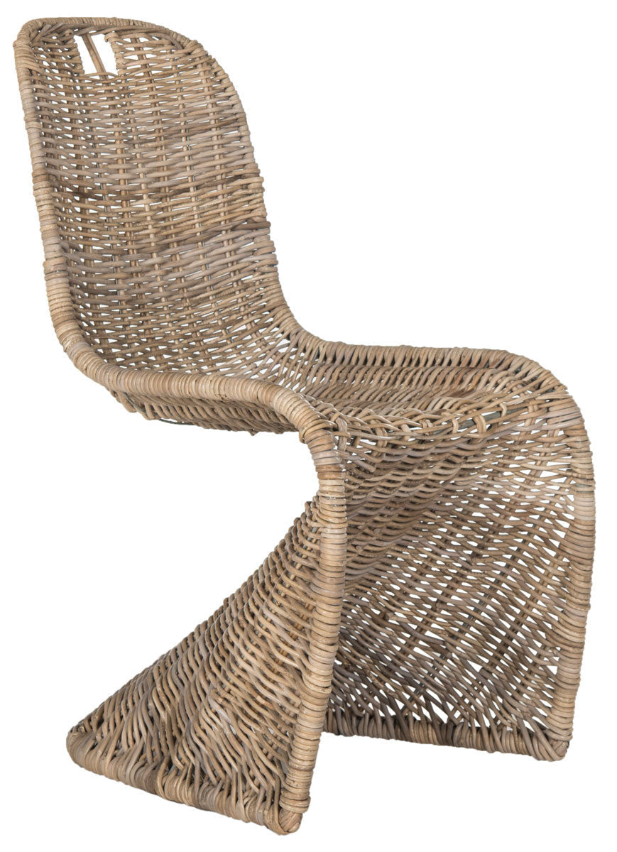 Safavieh Cilombo Wicker Dining Chair – Modish Store