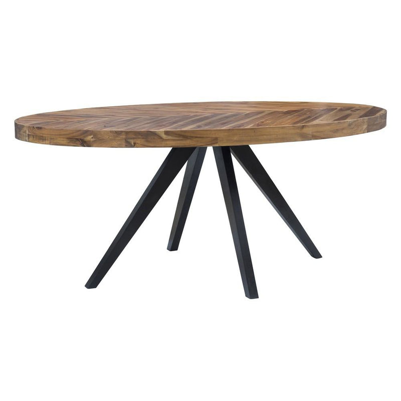 Moe's Home Collection Parq Oval Dining Table