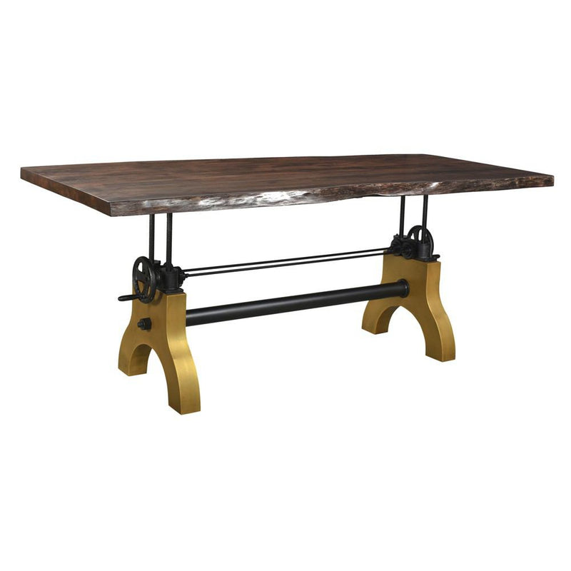 Moe's Home Collection Dunedin Adjustable Dining Table