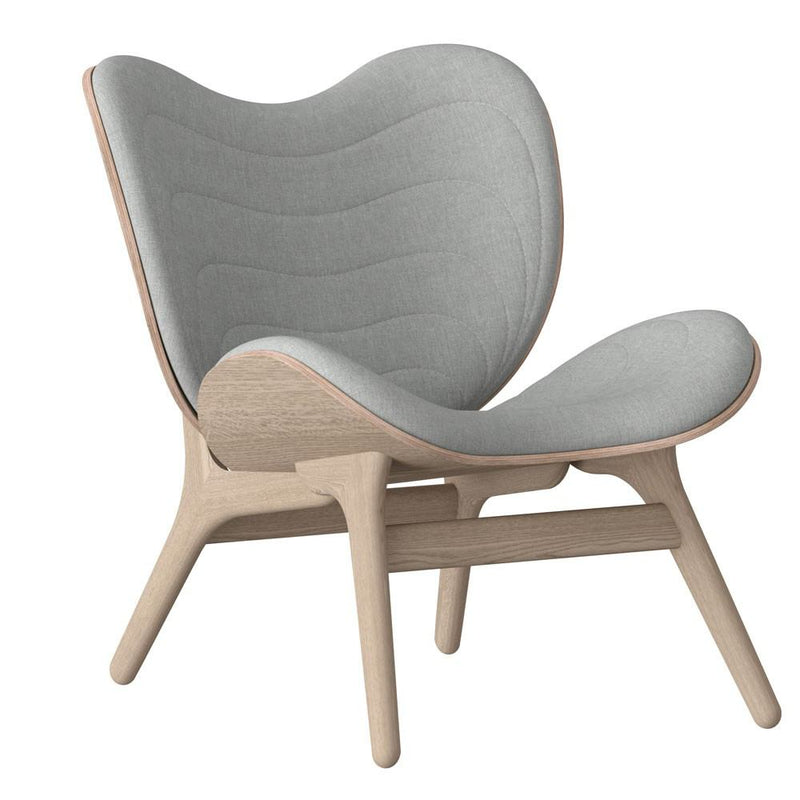 UMAGE A Conversation Piece Lounge Chair in Oak